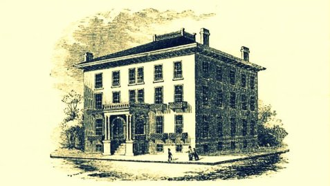 Savannah Medical College, 1867.