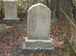 Grave of James W. Talley, died November 25, 1894. Old City Cemetery, Lakeland, GA. Image source: Ed Hightower