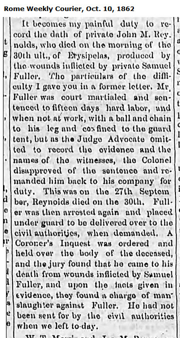letter dated Oct 1, 1862