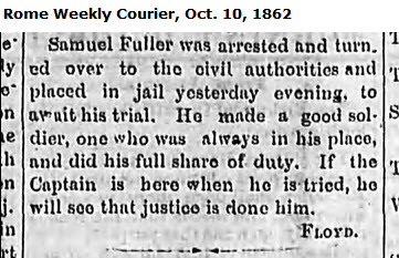letter dated October 2, 1862