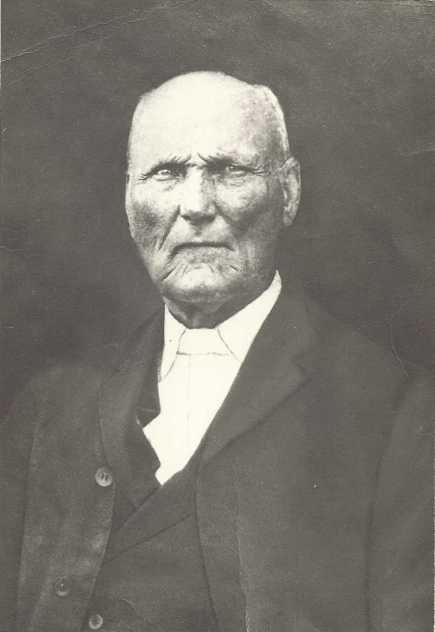 David B. Johnson (1833-1921), a student of Troupville Academy, veteran of the Indian Wars and Civil War, went on to become a Judge in Hamilton County, FL. Image source: Nevan1941