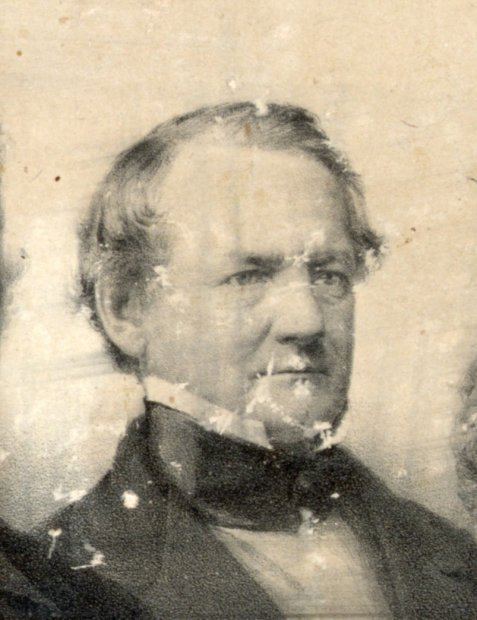 "George W. Crawford, Governor of Georgia 1843-1847. In politics, Crawford was a Whig, as was Levi J. Knight of Lowndes County (now Berrien). Crawford was the only Whig elected to the Governors office in Georgia. Appointed Secretary of War in the Cabinet of President Zachary Taylor and served from March 8, 1849, to July 23, 1850; presided over the State secession convention in 1861; died on his estate, ""Bel Air,"" near Augusta, Ga., July 27, 1872; interment in Summerville Cemetery."
