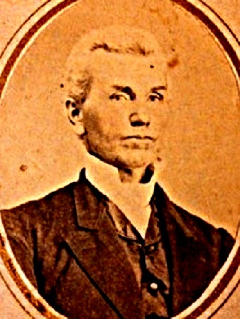 Randolph Spalding, first Colonel of the 29th Georgia Infantry Regiment, elected November, 1861