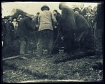 An American military funeral at Belfast, Ireland. Burying a Coffin. http://hdl.loc.gov/loc.pnp/anrc.01512