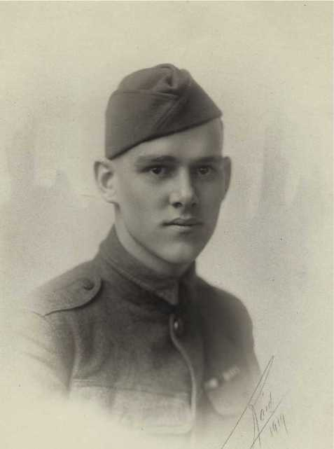 John Hedrick McCarroll, of Davenport, IA was aboard the HMS Kashmir when she collided with the HMS Otranto on October 6, 1918. Image source: villageplanter1