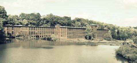 Porterdale Mill, Georgia