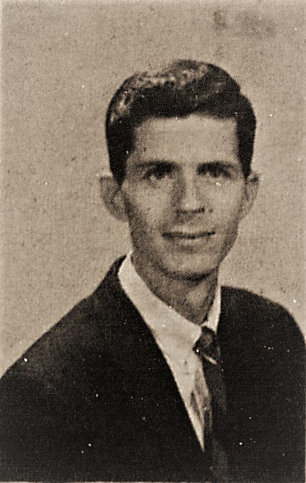 Reverend Bob M. Brown, became pastor of Ray City Baptist Church in 1964.