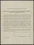 Form 1028A Instructions to Selected Men