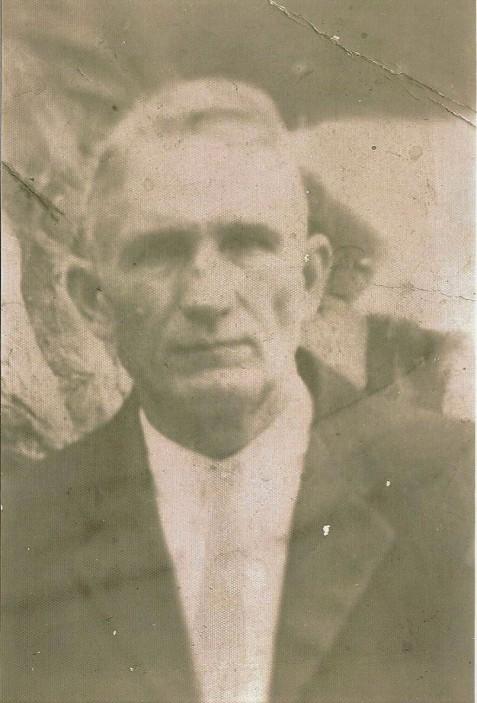 Marcus Greene (1877-1935), farmer of Berrien County, GA. Image source: D. Jane Griffin