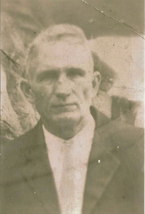 Marcus Greene (1877-1935), farmer of Berrien County, GA. Image source: D. Jane Griffin