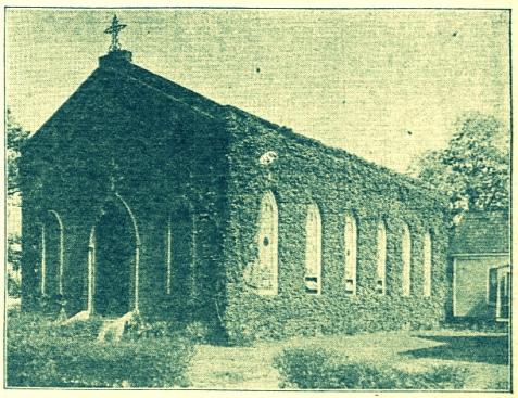 St. Theresa's Church, Albany, GA.