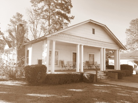 Ray City home of Marvin and Arlie Purvis