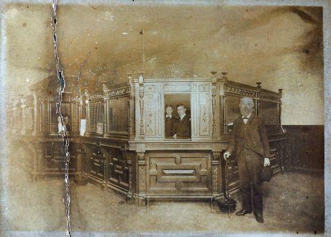 Remer Young Lane, Valdosta, GA banker. Image Source: Mills Morrison