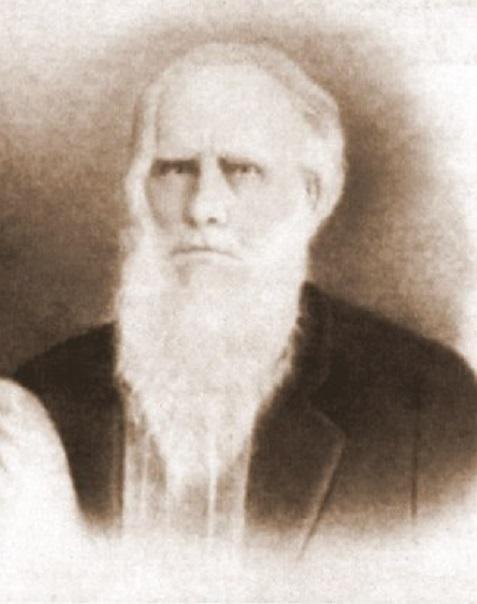 William Patten, of Berrien County, GA Image detail courtesy of www.berriencountyga.com