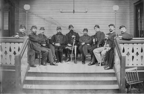 Officers of the 46th New York Infantry Regiment