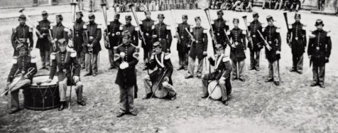 Regimental Band of the 48th NY Infantry