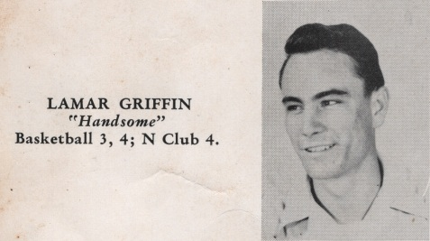 Lamar Griffin, Class of 1949, Nashville High School, Berrien County, GA
