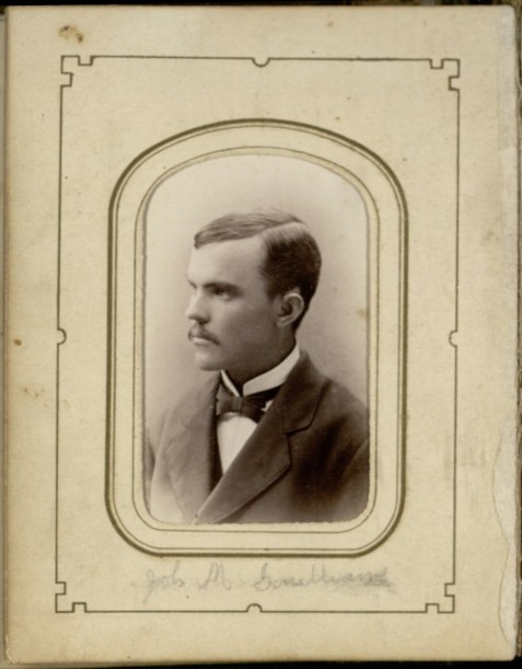 John Milton Guilliams, first Dean of Faculty at South Georgia Normal College (Valdosta State University).