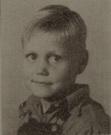 1949 Charles Ray, second grade, Ray City School, GA