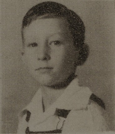 1949 Duggan Snipe, second grade, Ray City School, GA