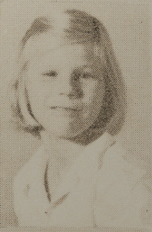 1949 Helen Corey, second grade, Ray City School, GA