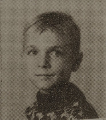 1949 Henry Lewis, second grade, Ray City School, GA