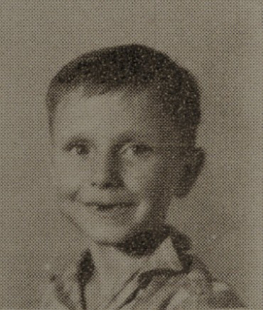 1949 Jack Roberts, second grade, Ray City School, GA