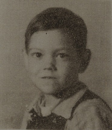1949 Leonard Maynor, second grade, Ray City School, GA