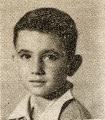 Gordon Purvis, 1949, 1st Grade, Ray City School