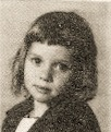 Emily Allen, 1949, 1st Grade, Ray City School