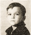 Fred Carter, 1949, 1st Grade, Ray City School