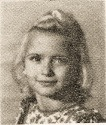 Letha Cook, 1949, 1st Grade, Ray City School