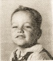Fennis Miller, 1949, 1st Grade, Ray City School
