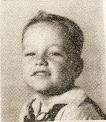 Fennis Miller, 1949, 1st Grade, Ray City School