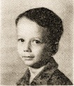 Mickey Temple, 1949, 1st Grade, Ray City School
