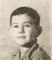 Linton Swindle, 1949, 1st Grade, Ray City School