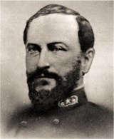 After graduating from Harvard Law School in 1842, Alexander Robert Lawton lived in Savannah, Georgia where he was involved in state politics and railroad administration. Lawton was Colonel of the 1st Georgia when that unit overtook Fort Pulaski in January of 1861, and by mid-April he was a Brigadier General in charge of Georgia's coastal defenses. - National Park Service