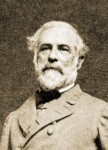 Robert E. Lee visited Tebeauville, GA in 1861