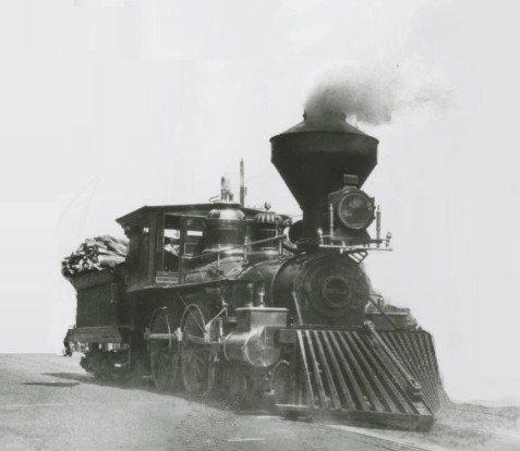 The Satilla was the first locomotive to arrive at Valdosta, July 4, 1860. The engines of the Atlantic & Gulf Railroad (Savannah, Albany & Gulf) were named for the rivers of South Georgia. The Satilla is on exhibit at the Henry Ford Museum, Dearborn, MI.
