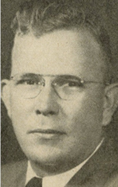 "U.S. Representative William McDonald ""Don"" Wheeler"